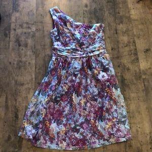 Gianni Bini one shoulder dress